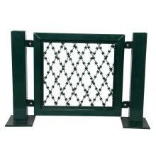Good Quality home security burglar concertina razor wire