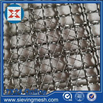Mesh Wire Crimped Fine