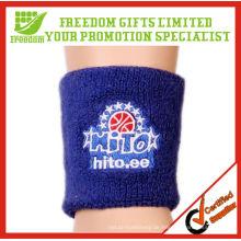 Custom Logo Cotton Terry Cloth Wristbands