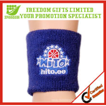 Custom Logo Cotton Terry Cloth Wristbands