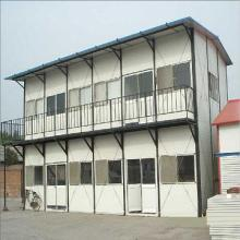 China two-story prefabricated cabin
