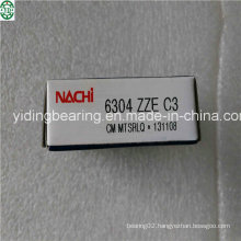 NACHI Ball Bearing Japan Brand 6304 Zze C3