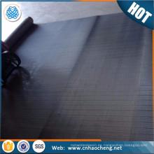 Malla de malla de alambre de malla de alambre de tungsteno 120 200 malla de malla de metal