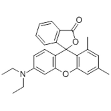 Spiro[isobenzofuran-1(3H),9'-[9H]xanthen]-3-one,6'-(diethylamino)-1',3'-dimethyl- CAS 21934-68-9
