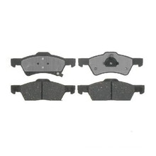 D857 05019803AA for dodge caravan brake pads