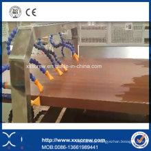 Linha do PVC WPC PP / perfil do PE / placa de assoalho / Windows extrusão