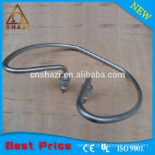 Elemento de aquecimento tubular elétrico