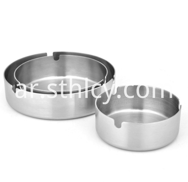 Stainless Steel Ashtray734 1