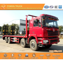 SHACMAN F3000 8x4 30tons harvester transport truck