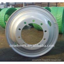 Heavy duty truck tube wheel rims 8.0-20