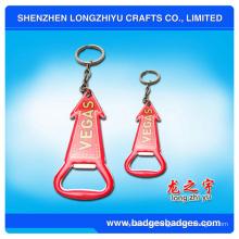 Rote Flaschenöffner Souvenir Schlüsselanhänger