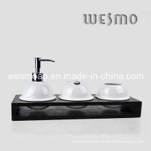 Juego de baño de porcelana (WBC0436A)