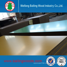 Natural Red Oak Veneer Laminated MDF/ Melamine Paper Face MDF