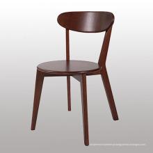 Mobília famosa do projeto da casa da Europa que janta cadeiras