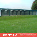 Prefabricated Industrial Custormized Design Low Cost Steel Structure Warehouse