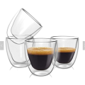 Trinkgläser Double Walled Cups Espresso Glaswaren