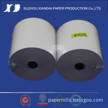 High Grade- Extra White Dark Image -Thermal Paper Roll - 80mm Width
