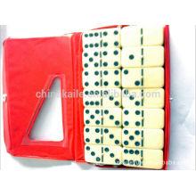 Domino avec étui en PVC