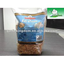 1кг пластиковый пакет жареный лук от Jining Brother