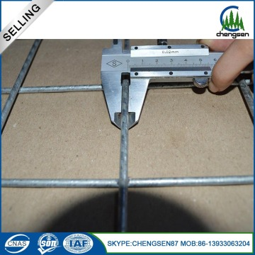 Galvanis Welded Mesh Panel