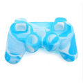 12 rubber camouflage controller case for ps3 accessories thumbstick controller skin