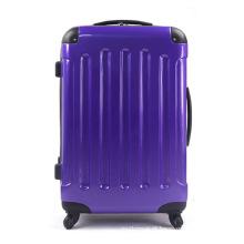 Bagagem vermelha da mala de viagem do Trolly do caso do curso da beleza do PC (HX-W3624)