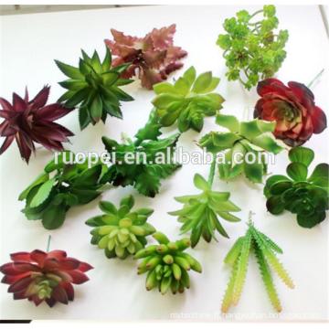 2016Vendre vendre plante artificielle artificielle petites plantes succulentes en pot décor mini plantes