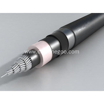 PVC Insulated armoured underground electrical cable