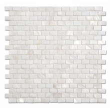 Interior Wall Design Mother Of Pearl Shell Mosaic Tiles