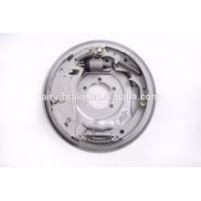 Completo 12'x2 '' freio hidráulico freio livre montagem para reboque (tratamento de superfície: Dacromet)