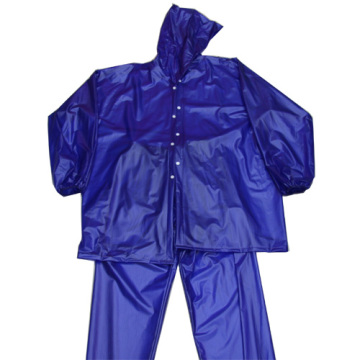 Mens PVC Raincoat