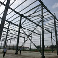 New Model Steel Frame for Steel Structure Building