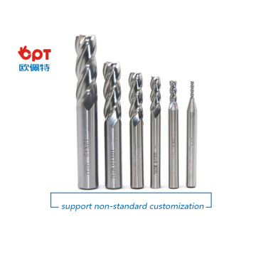 Custom solid carbide for special size