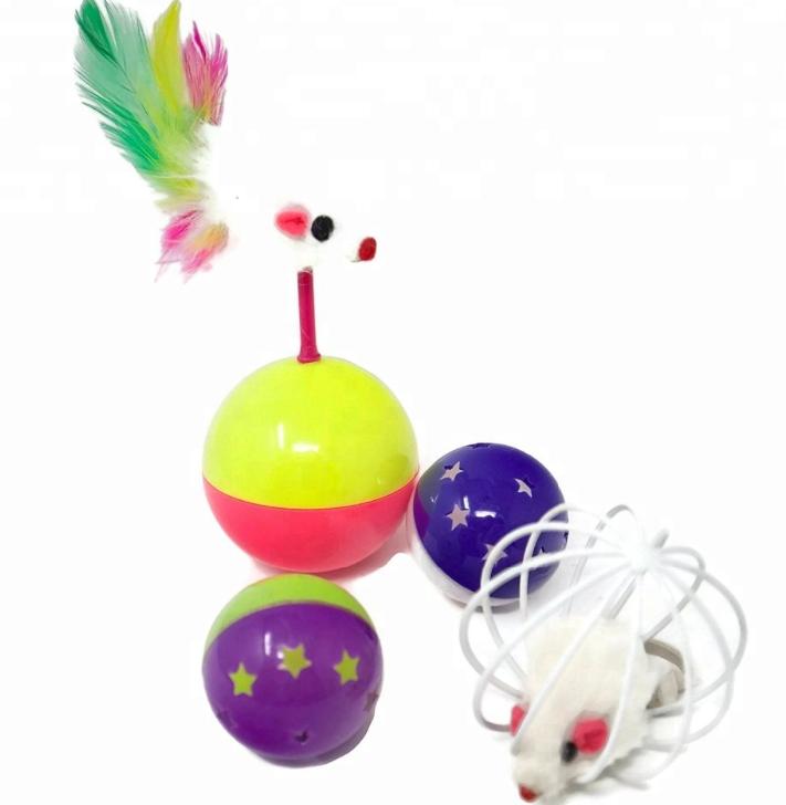 Kitten Toys Set