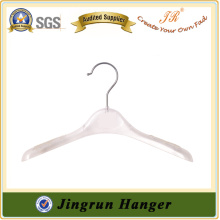 Top Plastic Hanger Manufacture Metal Hook Clothes Knit Hanger