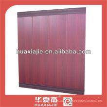 Panel de revestimiento de pared laminado para interior