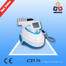 Mutifuctional Abnehmen Schönheit Maschine / Cryolipolysis + Lipolaser + Kavitation + RF Salon Produkt