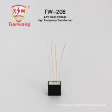 Transformador de alta frecuencia de la bobina de ignición del tablero del generador de pulso
