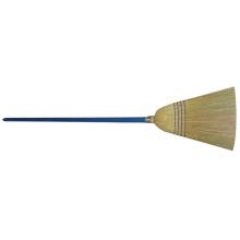 Household Corn Broom with Wood Handle Mth3104
