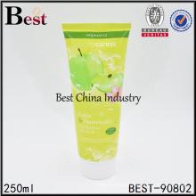 250ml farbige leere kosmetische Schlauchverpackung zu verkaufen