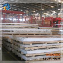 Plaques d'aluminium en alliage d'origine 5052 en 2016 fabriquées en Chine