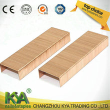 C5 / 8 Series Carton Sealer Staples pour l'emballage