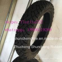 Moto peças pneu (3.00 3.00-17-18) pneumático da motocicleta