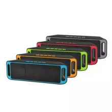 Melhor preço Flash LED 2.0 Portable Bluetooth Speaker