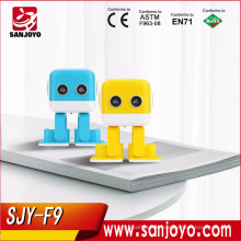 New product WL toys Cubee F9 Smart Humanoid Intelligent Kids Toy Robot F9 Cubee Smart Dancing Robot