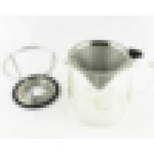 Glas Kaffee Filterhalter