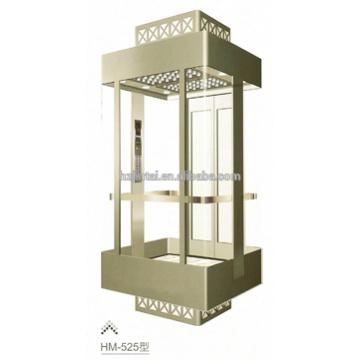 Elevador de vidro comercial comercial da venda quente