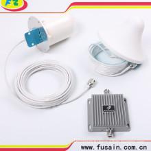 65дб усиления сотовой связи стандартов GSM и 3G 850 МГц 1900 МГц двухдиапазонный мобильный усилитель сигнала