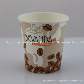 Disposable Vending Coffee Drinking Paper Coffee Cup