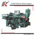 100 л. с. 85квт влажного типа морской дизельный двигатель с коробкой передач дизельный двигатель 100 л. с. китайский морской на лодке с сертификатом BV для продажи
